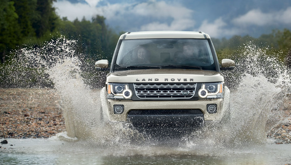 Test Drive The 2014 Land Rover Lr4 Hse Jaguar Land Rover Cary